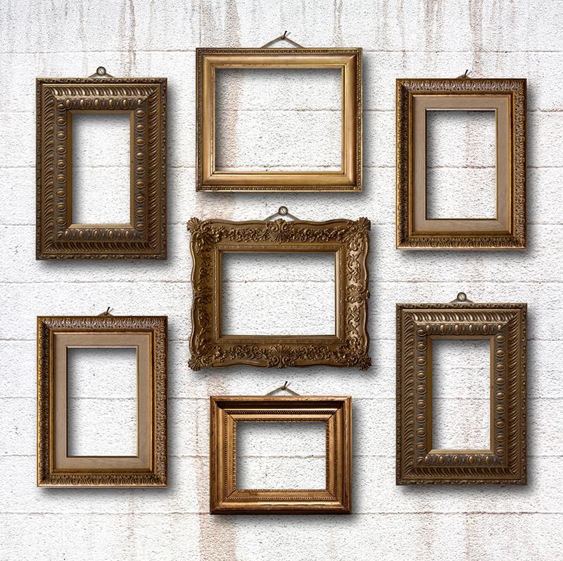 Kittle's Fine Art & Supply custom framing (image)