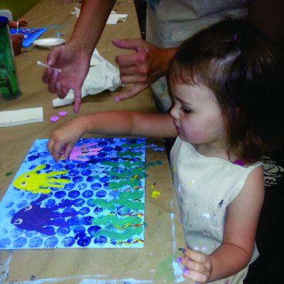 Mommy Me Art Class Kittle S Fine Art Supply Company